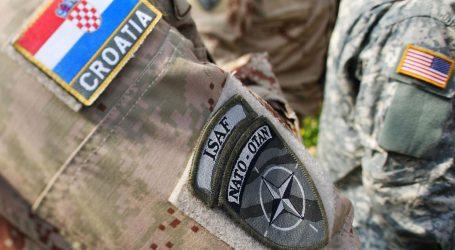Ispraćen 34. hrvatski kontingent u NATO operaciju KFOR na Kosovu