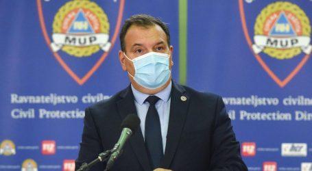 Sjednica Vlade bez Beroša: 'Pojavili su se određeni respiratorni problemi'