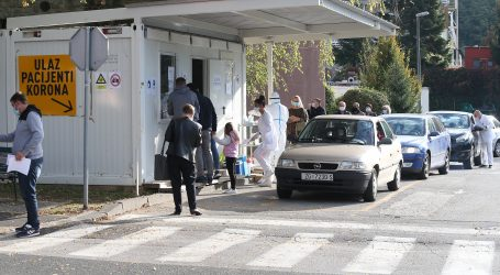 ZAGREB: 575 novih slučajeva, umrla korisnica doma za starije