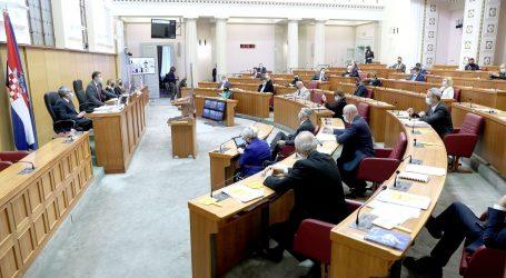 Sabor prilagodio svoj Poslovnik odluci Ustavnog suda