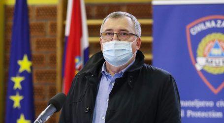 """Capak: """"Imamo plan cijepljenja, ono će biti neobavezno, za ugrožene i strateški važne skupine besplatno"""""""