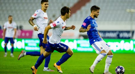 Odgođen derbi Dinama i Hajduka