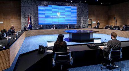"""Sjednica Vlade: Plenković: """"Stožer priprema paket novih mjera"""""""