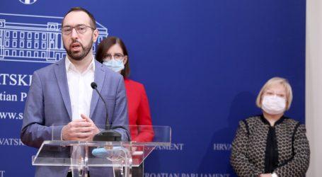 """Tomašević podnio kaznenu prijavu protiv Bandića: """"Ova žičara nije samo njegova nego i Plenkovićeva"""""""