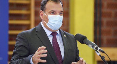 Ministar Beroš u Varaždinu: 'Pratimo situaciju, uspjeva nam biti korak ispred virusa'