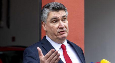 'Milanović je trenutno jedina oporba HDZ-u'