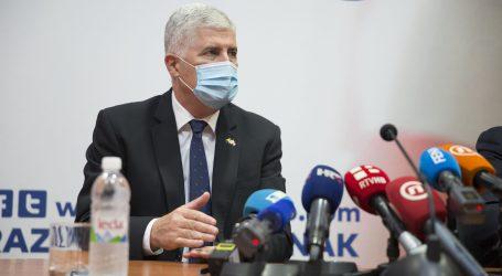 HDZ BiH pozvao RH da nastavi s internacionaliziranjem hrvatskog pitanja u BiH