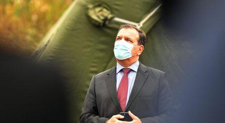 Ministar zdravstva Vili Beroš pozitivan na koronavirus