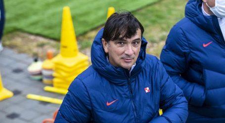 """Dalić: """"Svjestan sam da naši rezultati i igra nisu dobri, ne mora to meni nitko govoriti"""""""