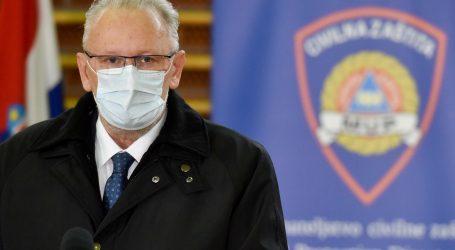 Nacionalni stožer: 3251 novi slučaj zaraze, preminulo 38 osoba