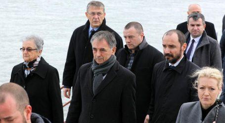 Delegacija SNV-a u Vukovaru odaje počast žrtvama