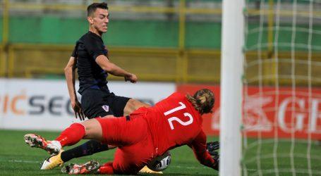 U21: Hrvatska uvjerljivom pobjedom protiv Litve do drugog mjesta na ljestvici