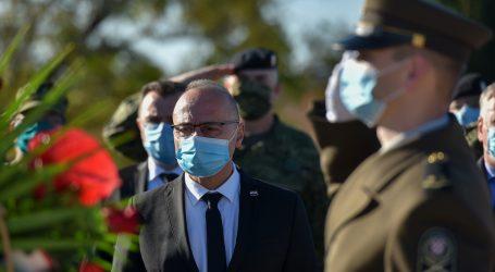 """Grlić Radman u Škabrnji: """"Svaki zločin se mora procesuirati i to je prioritet hrvatske vlade"""""""