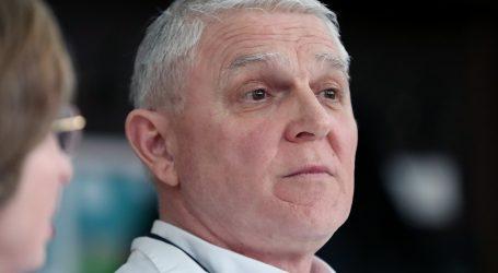 Predstojnik Klinike za infektivne bolesti Dr. Fran Mihaljević otkrio tko će se prvi cijepiti