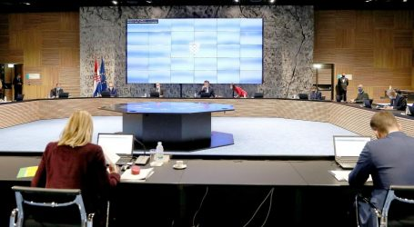 Na Vladi predstavljanje novih strožih mjera i peti krug porezne reforme