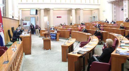 U Saboru nastavak izjašnjavanja o amandmanima na proračun, rasprava o izmjenama Ovršnog zakona