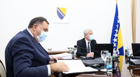 Čović i Dodik pred forumom UN-a napali Inzka a zapadne države ga podržale