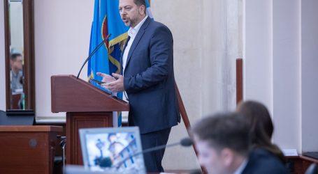 Josip Ostrogović je predsjednik riječkog HDZ-a