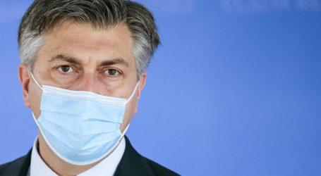 Supruga premijera Plenkovića pozitivna na koronavirus, on mora u samoizolaciju