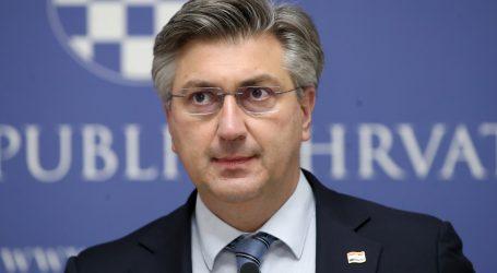 Premijer Plenković izrazio sućut obitelji Mustafe Nadarevića