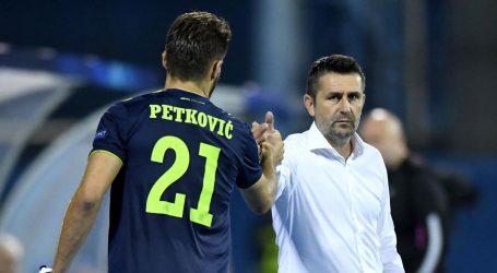 """Bjelica o Petkoviću: """"U formu će se vratiti sigurno, ali za dva tjedna"""""""