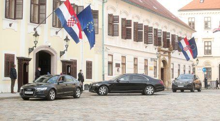 U tijeku je sjednica Vijeća za nacionalnu sigurnost, očekuje se da će trajati tri sata