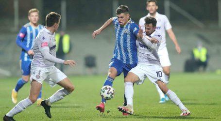 Dvostruki strijelac Caktaš pogotkom u 90. minuti donio pobjedu Hajduku nad Lokomotivom u uzbudljivom okršaju u Kranjčevićevoj