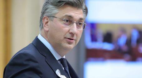 """Žustro u Saboru, Plenković odgovorio Bulju: """"Ministar Ćorić ima moju podršku, a vaša politika se svodi na zombije"""""""