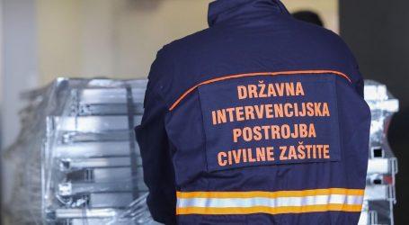 DOZNAJEMO: MUP mobilizira Civilnu zaštitu u Zagrebu, Osijeku, Rijeci i Splitu