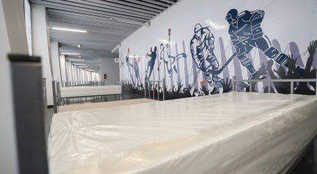 FOTO: Službeno predstavljen Covid stacionar Arena u Zagrebu