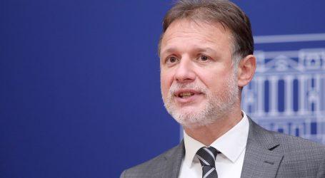 Predsjednik Sabora uputio sućut obitelji Mustafe Nadarevića