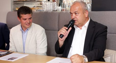 Gradonačelnik Slavonskog Broda Mirko Duspara otpušten iz bolnice