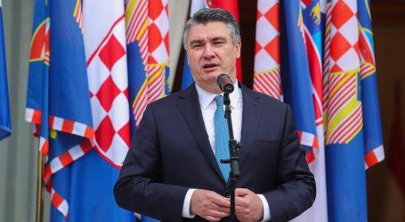"""Ured predsjednika: """"Sjednice VNS-a ne sazivaju predstojnici ureda nego predsjednik i premijer"""""""