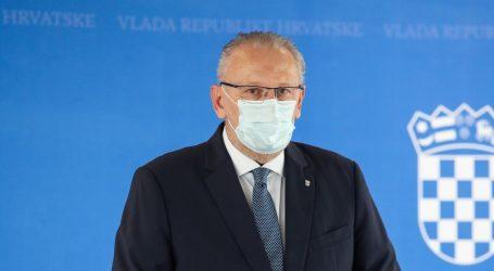 """Božinović o novim mjerama: """"Apelira se na sve građane i poslovne subjekte da se discipliniraju"""""""