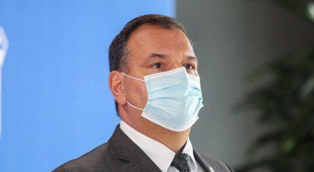 "Beroš: ""Imam visoku temperaturu, i uz svu zaštitu virus pronađe svoj put"""