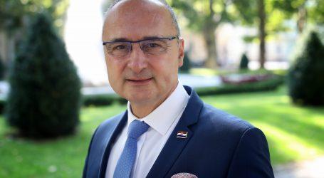 Grlić Radman: Komšić nije izabran voljom hrvatskog naroda u BiH