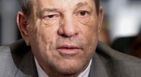 Weinstein završio u zatvorskoj izolaciji, teško je bolestan sa simptomima koronavirusa