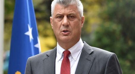 Hashim Thaci uhićen u Haagu
