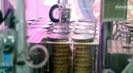 Roboti za pripremu hrane hit na azijskom Sajmu visokih tehnologija
