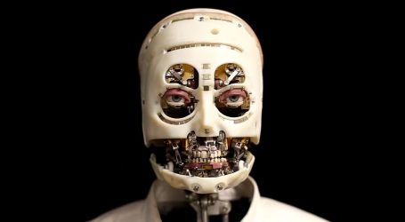 Impresivno, ali pomalo jezivo: Disney razvio robota bez kože koji trepće