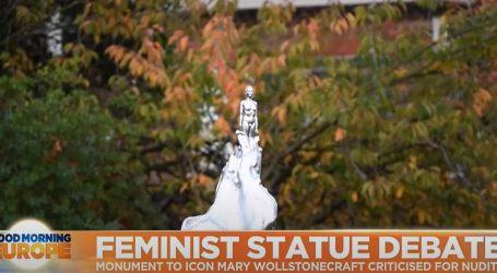London: Kip Mary Wollstonecraft izazvao negodovanje simpatizera