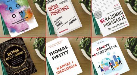 Štivo za poduzetnike od poduzetnika: Šest knjiga koje je korisno pročitati