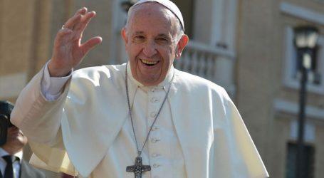 Papa Franjo s ljubavlju se sjeća Maradone