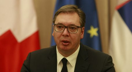 """Vučić tvrdi da cjepivo u Srbiju stiže """"prije kraja prosinca"""""""