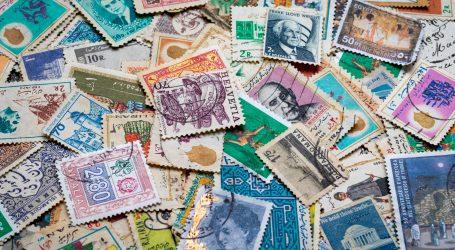 Pismo s poništenom markom anonimni kupac platio 430.000 eura