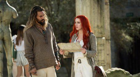"""'Izbacite Amber Heard iz filma """"Aquaman 2″' je plaćena kampanja bez osnova, tvrdi ona"""