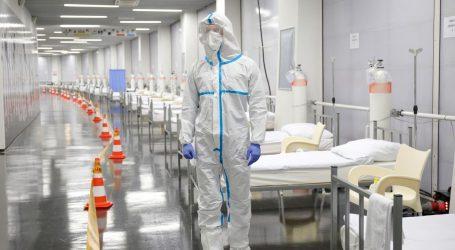 UŽIVO: U Hrvatskoj 55 umrlih, 3.987 novozaraženih