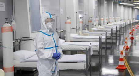 U Arenu će zaraženi koji ne mogu kući, a ne moraju u bolnice