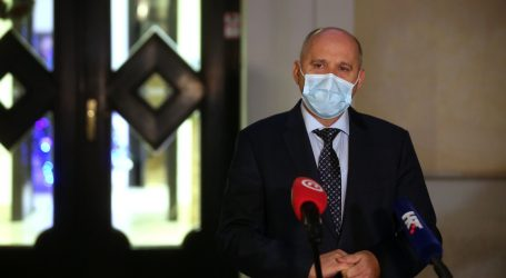 """Potpredsjednik HDZ-a: """"Policija i sada može ulaziti u domove građana"""""""