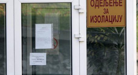U Srbiji najviše novozaraženih u jednom danu